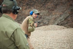 CHL | Defense Training | Ladies Only | 1 On 1 Pistol Training