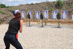 Ladies - Fundamentals of Defensive Pistol
