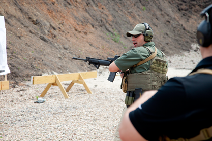 Open - Fundamentals of Defensive Carbine