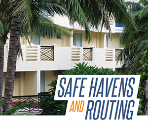 Safe Havens and Routing